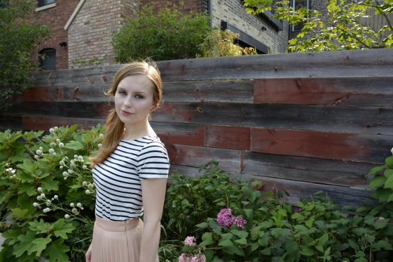 Garden Breton Stripes