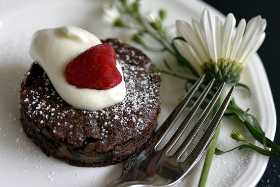 Gourmet Brownie Hack CloseUp