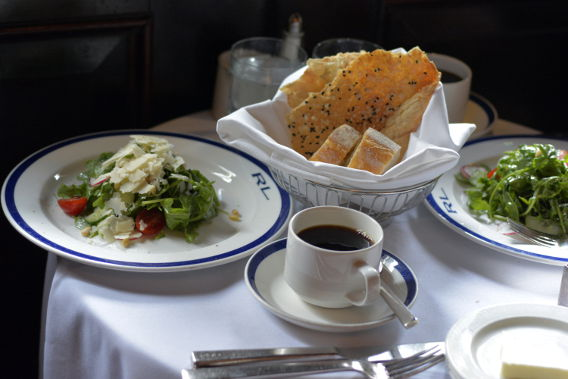 RL Restaurant Lunch