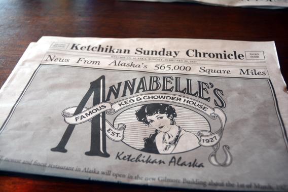 Annabelles Chowder House Ketchikan