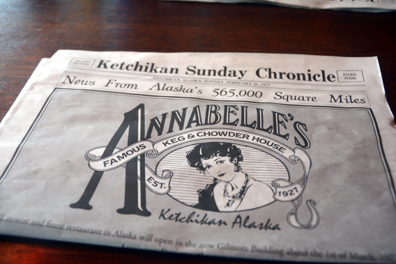 Annabelles Chowder House Ketchikan