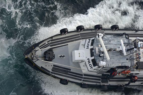 Celebrity Millennium Pilot Ship Canada