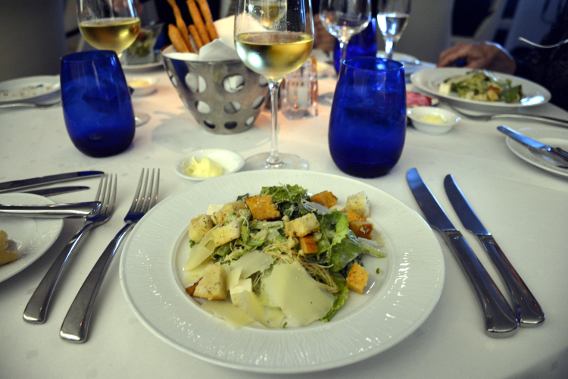 Celebrity Millennium Caesar Salad