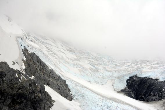 Herbert Glacier Alaska