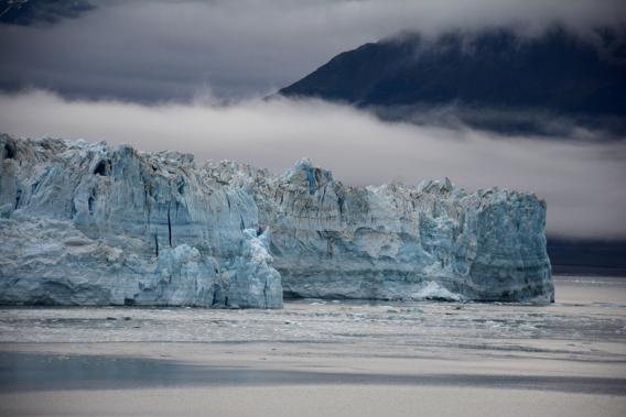 Hubbard Glacier Celebrity Millennium