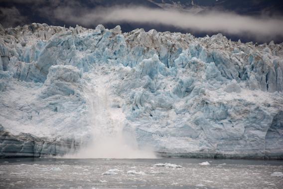 Hubbard Glacier September 2014 Calving II