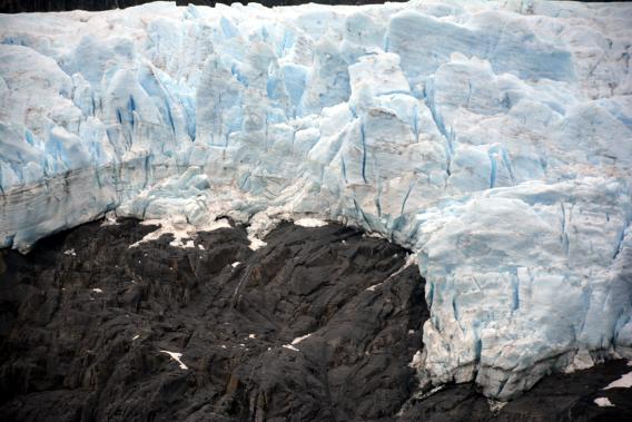 Juneau Glacier Ice