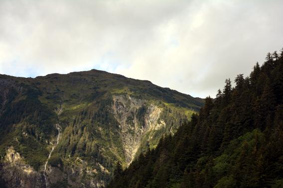 Juneau Hillside