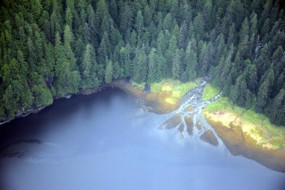 Ketchikan Alaska Misty Fjords