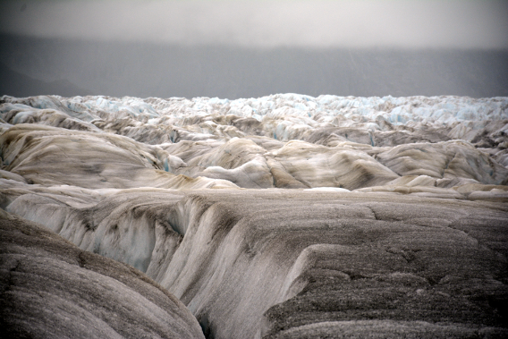 Mendenhall Glacier Landing