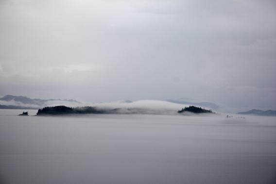 Misty Islands Canada