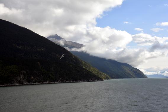 Skagway Alaska Shoreline