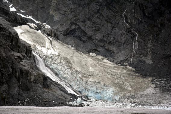 Suicide Falls Juneau Alaska