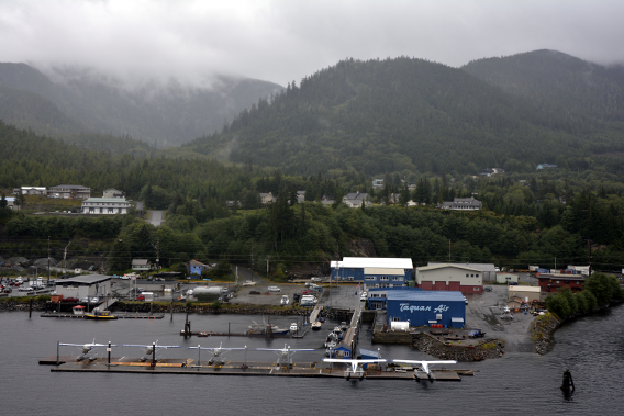 Taquan Air Ketchikan Alaska