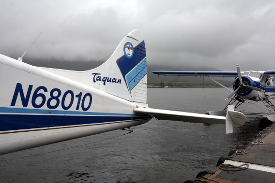 Taquan Air Ketchikan Floatplane