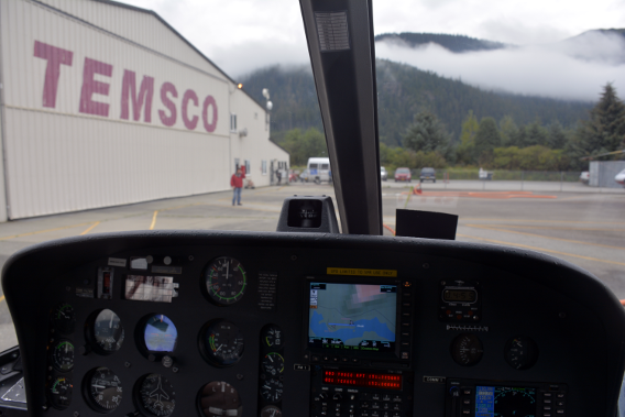 Temsco Airport Juneau Alaska