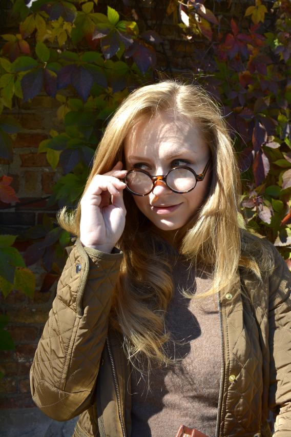 Tortoise Harry Potter Glasses Brooks Brothers Cashmere