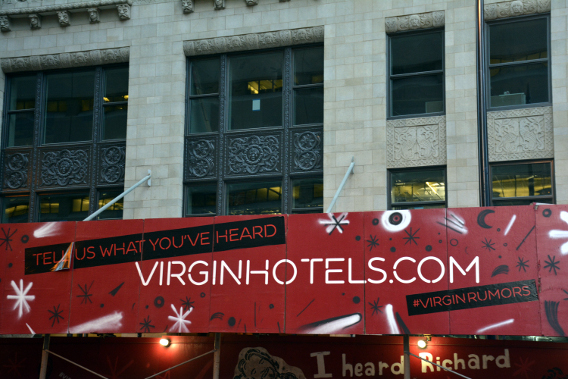 #VirginRumors Virgin Hotels