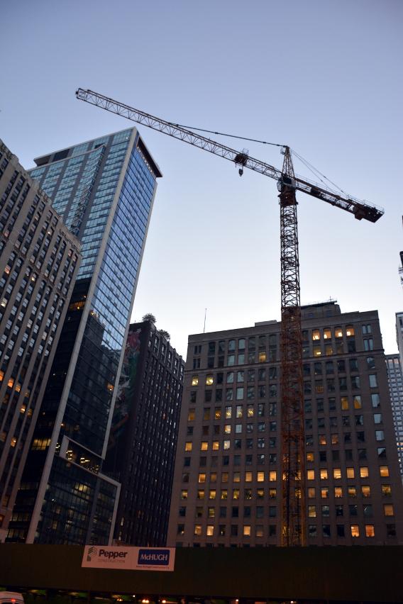 Chicago Virgin Hotels Construction
