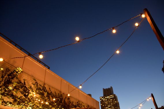 Chicago Rooftop Cocktails