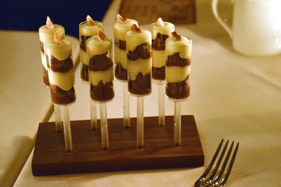 Virgin Hotels Chicago Dessert Push Pops