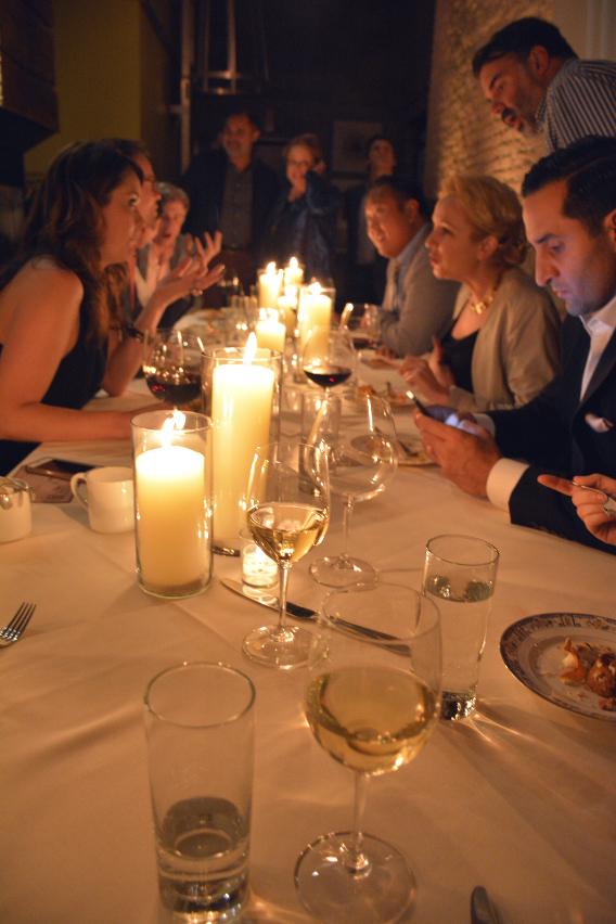 Virgin Hotels Chicago October 2014 Peep Show Dinner