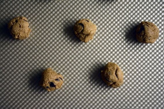 Sea Salt Chocolate Chip Cookie Dough