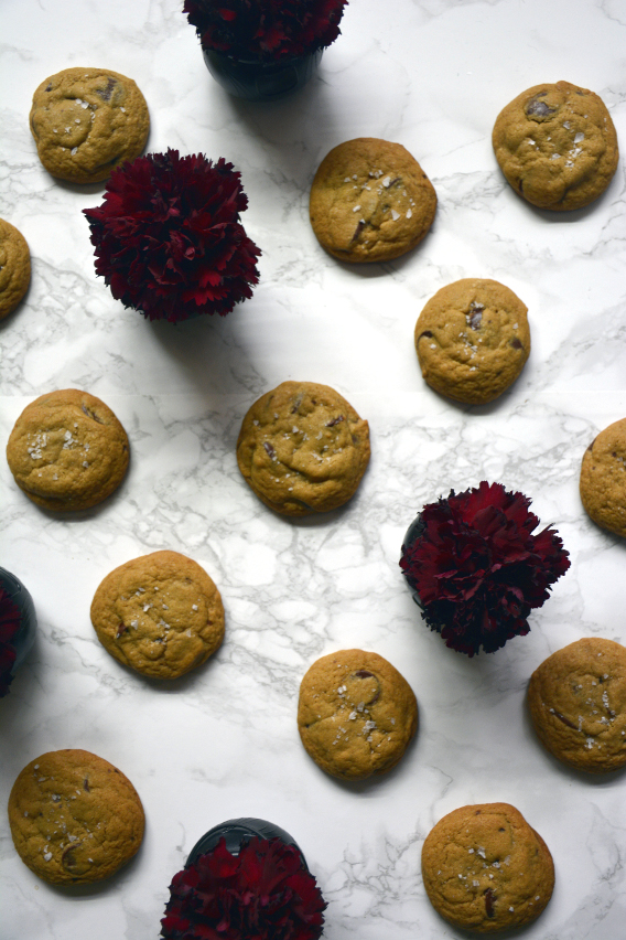 Incredible Sea Salt Chocolate Chip Cookie Recipe