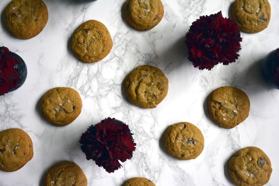 The Best Sea Salt Chocolate Chip Cookie Recipe