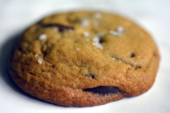 Epic Sea Salt Chocolate Chip Cookies