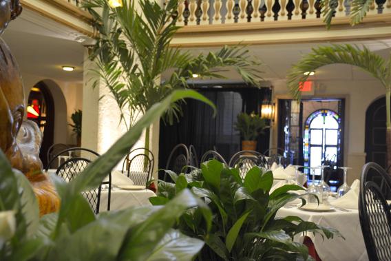 Columbia Restaurant Patio Dining Room