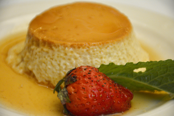 Columbia Restaurant Ybor City Flan