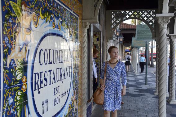 Diane von Furstenberg Chinoiserie Spanish Tiles