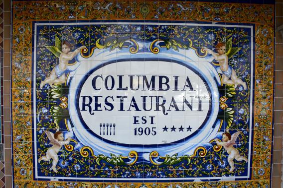 Columbia Restaurant Ybor City Original Restaurant