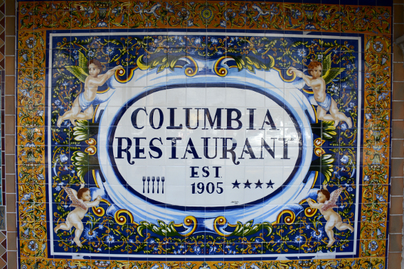 Columbia Restaurant Ybor City Original Restaurant