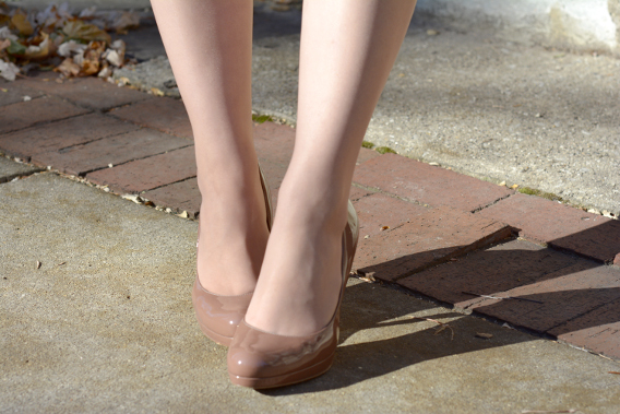 LK Bennett Sledge Pumps Heels