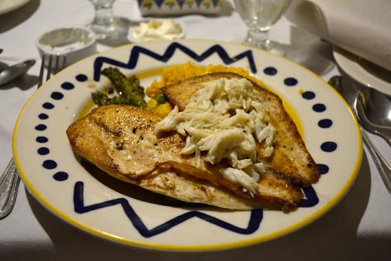 "Columbia Restaurant Pompano ""Lido Key"""