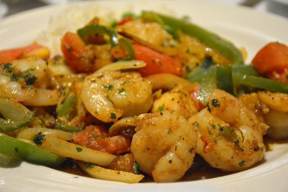 Columbia Restaurant Florida Shrimp Criollo