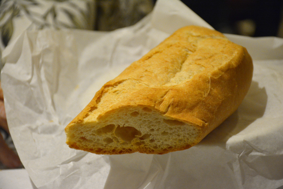 Columbia Restaurant Ybor City Fresh Cuban Bread