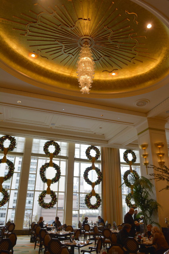 Holiday Afternoon Tea at the Peninsula Chicago 6