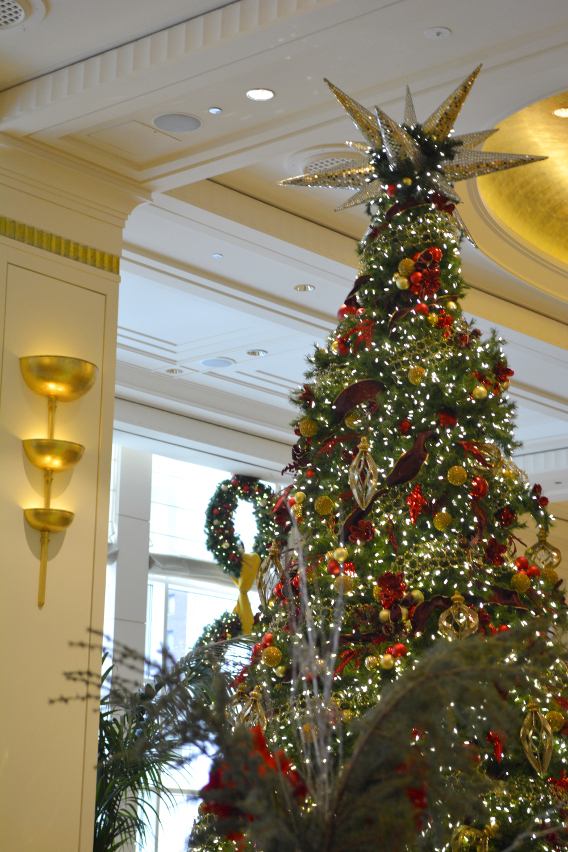 Holiday Afternoon Tea at the Peninsula Chicago 9