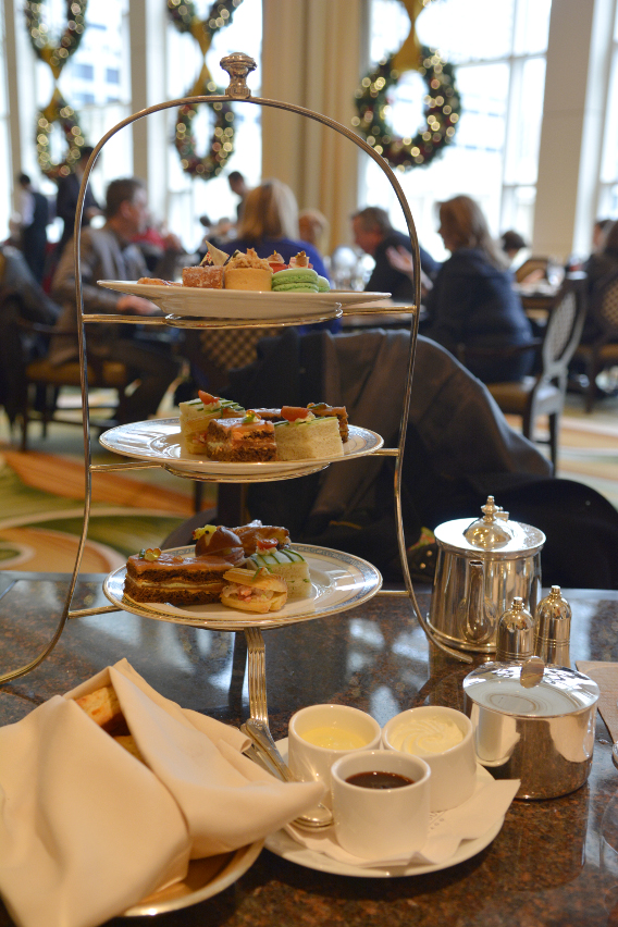Holiday Afternoon Tea at the Peninsula Chicago 21