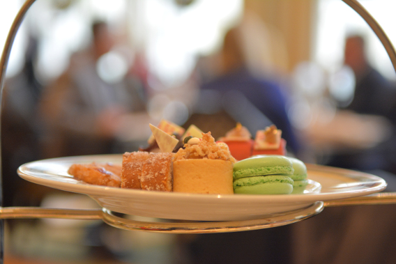 Holiday Afternoon Tea at the Peninsula Chicago 24