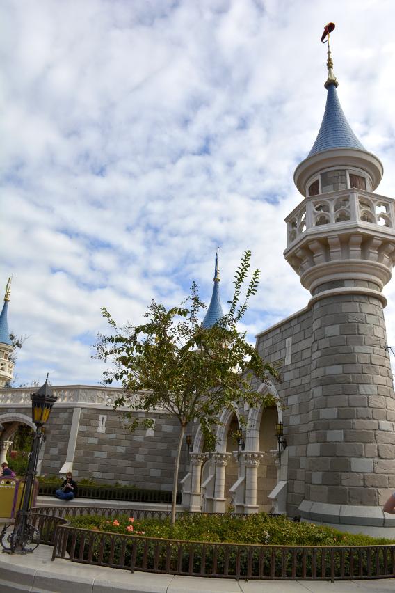 Disneyworld's Magic Kingdom Fantasyland