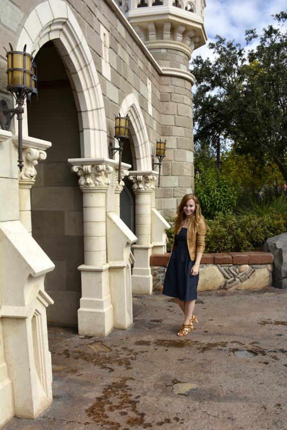 Sed Bona at Magic Kingdom, Disneyworld 4