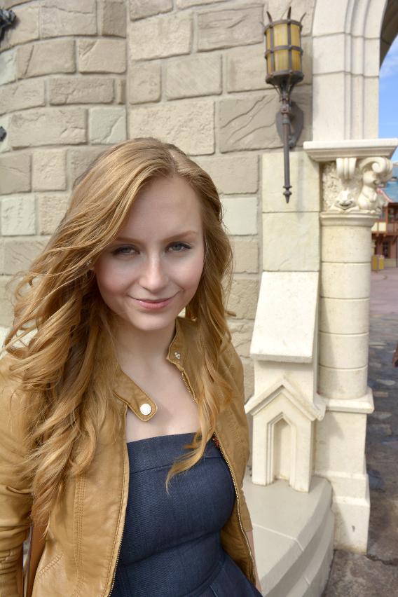 Sed Bona at Magic Kingdom, Disneyworld