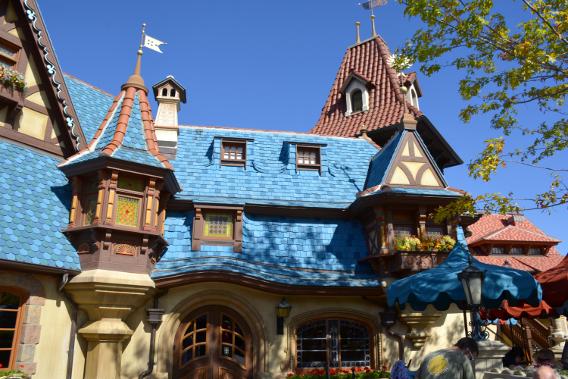 Disneyworld's Magic Kingdom 2