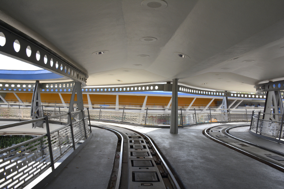 Tomorrowland's People Mover