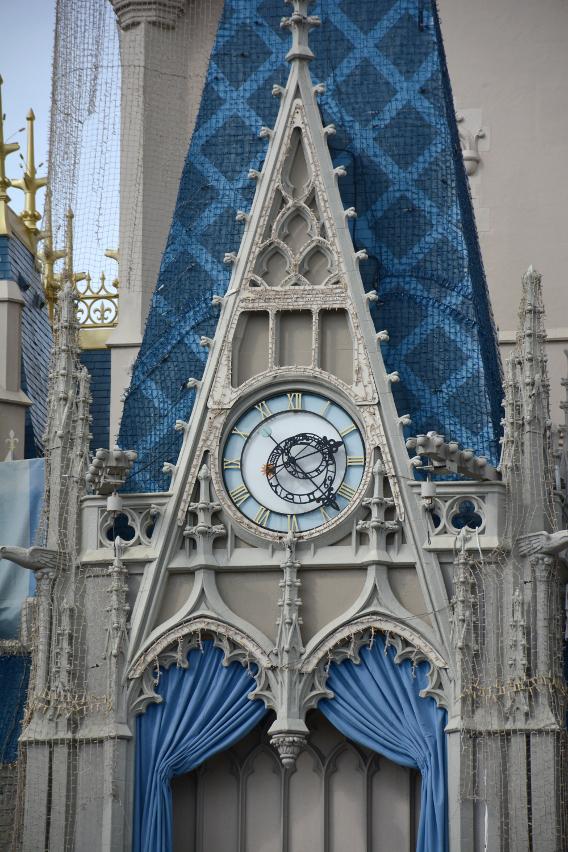 Cinderella's Castle Clocktower