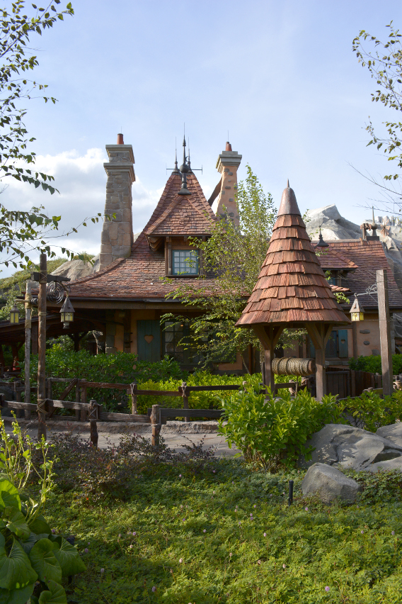 Enchanted Tales with Belle House at Disneyworld